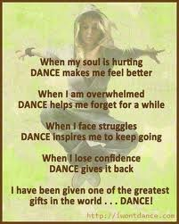 Dance Is A Gift