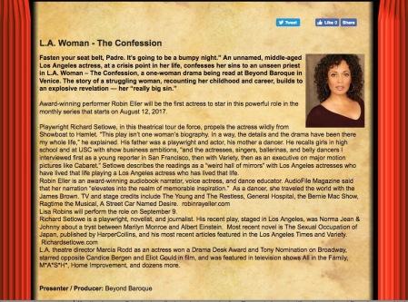 LA.Woman Confession